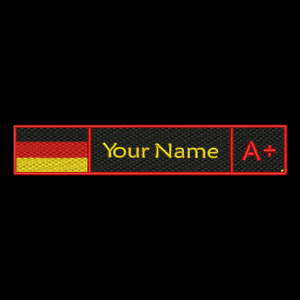 Germany, Name + Blood